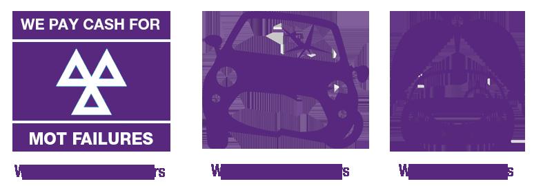 we buy damaged cars cardiff